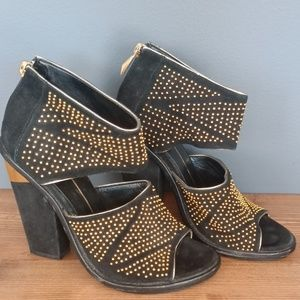 Dolce Vita studded ankle shoes